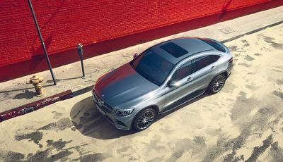 Mercedes-Benz GLC by MARC TRAUTMANN