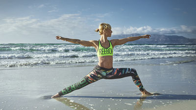 THINK LESS, FEEL MORE… Stråla Yoga by Anna Kleb for YOGALIEBE