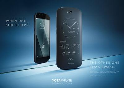 Studio Johann Cohrs for Yotaphone