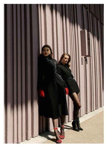 Mathilde Brandi for VOGUE Paris