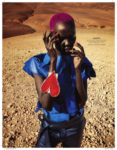 LES ARTISTS BY JOSEF STOCKINGER: Olivier Schawalder for Citizen K Magazine