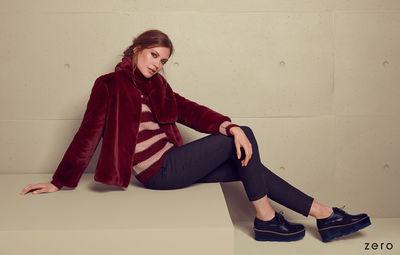 HILLE PHOTOGRAPHERS: Nicole Neumann for ZERO Fall/Winter 2018