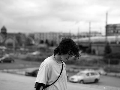 Jens Kaesemann, freie Arbeit, Skater