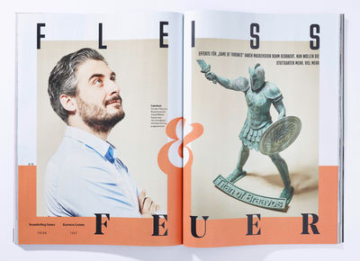 SCANDERBEG SAUER : WIRED Germany