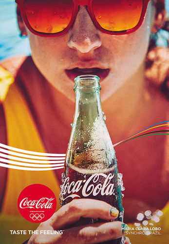 GIANT ARTISTS : RJ Shaughnessy for COCA COLA