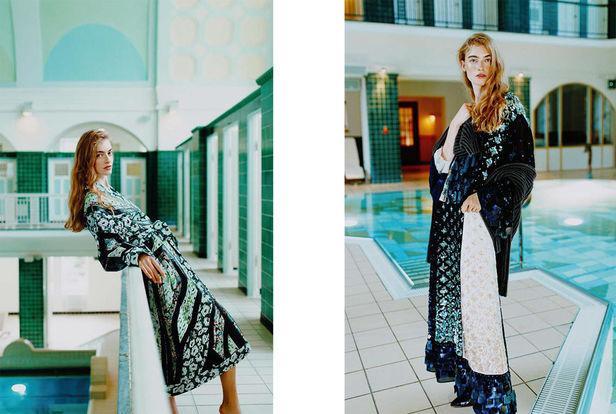 BIGOUDI Francesca Vigliarolo für Die Stilisten