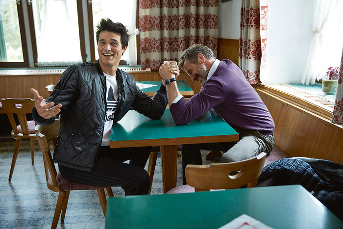 BIGOUDI: Sven Ohlsen für Jake's