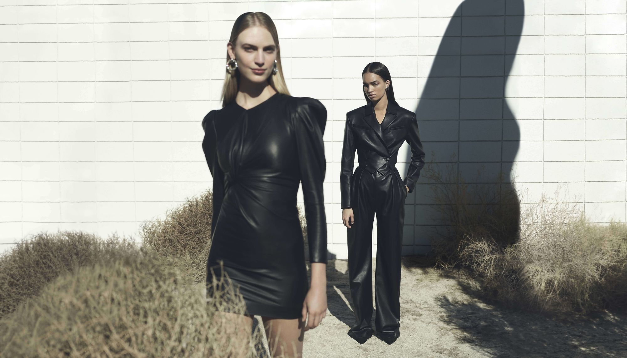 GLAM PRODUCTION for Net-A-Porter SS19