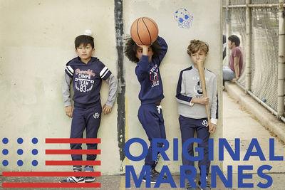 Original Marines by Sven Jacobsen