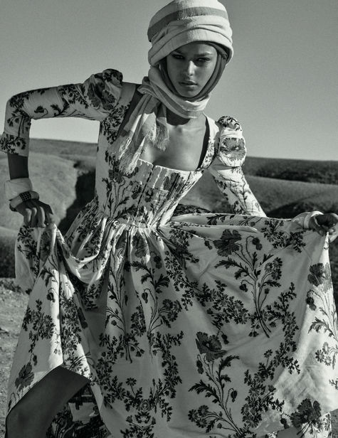 PRODUCTION BERLIN / VOGUE Germany: Chris Colls, Morocco
