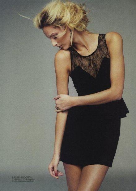 MUNICH MODELS : Michaela KOCIANOVA for ELLE NORWAY