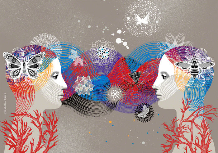 BALBUSSO TWINS Twins Dream