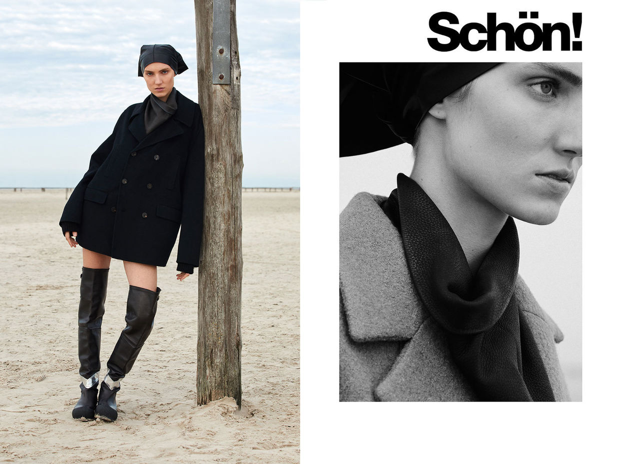 HILLE PHOTOGRAPHERS: Anja Boxhammer for SCHÖN Magazine