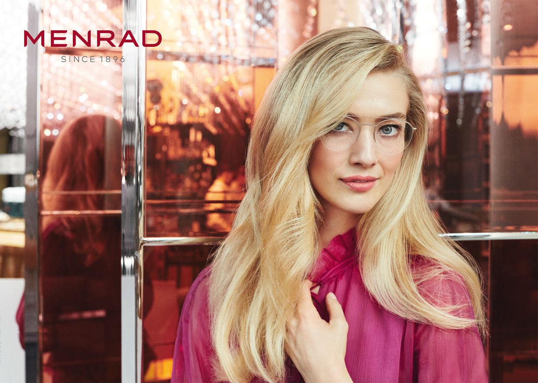 HILLE PHOTOGRAPHERS: JOHANNES GRAF for MENRAD Eyewear - Campaign Spring/Summer 2020