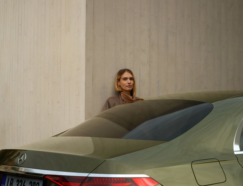 """SEVERIN WENDELER: """"Mercedes Benz S Klasse"""" Photography project by Sebastien Staub c/o Severin Wendeler"""