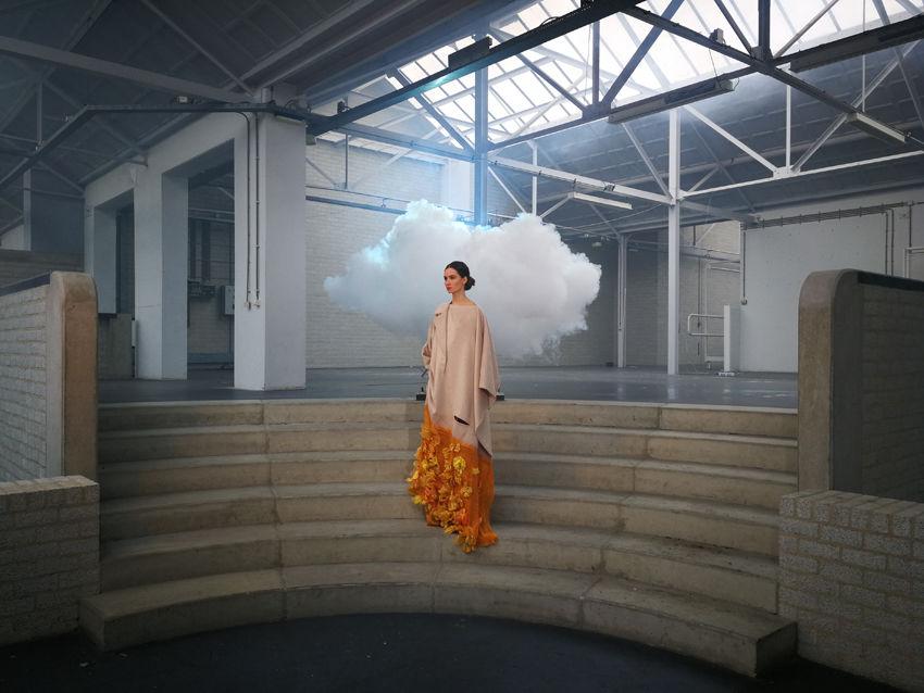RACHID NAAS : Berndnaut Smilde for Saatchi Gallery
