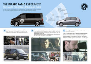 CANNES LIONS 2011 : THE PIRATE RADIO EXPERIMENT