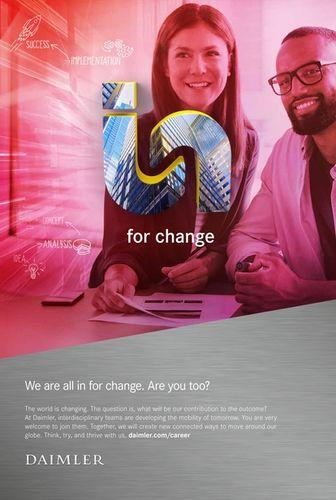 CEM GUENES - DAIMLER - FOR CHANGE