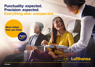 Claas Cropp Creative Productions - Lufthansa