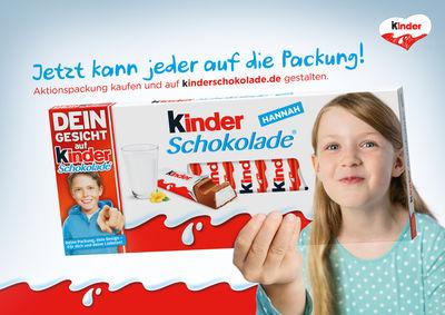 Kinderschokolade Aktionspackung