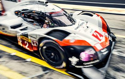 Andreas Hempel Porsche Motorsport