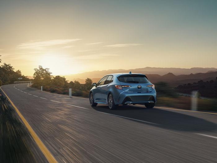 CURVE DIGITAL - Toyota Corolla Digital Road Trip