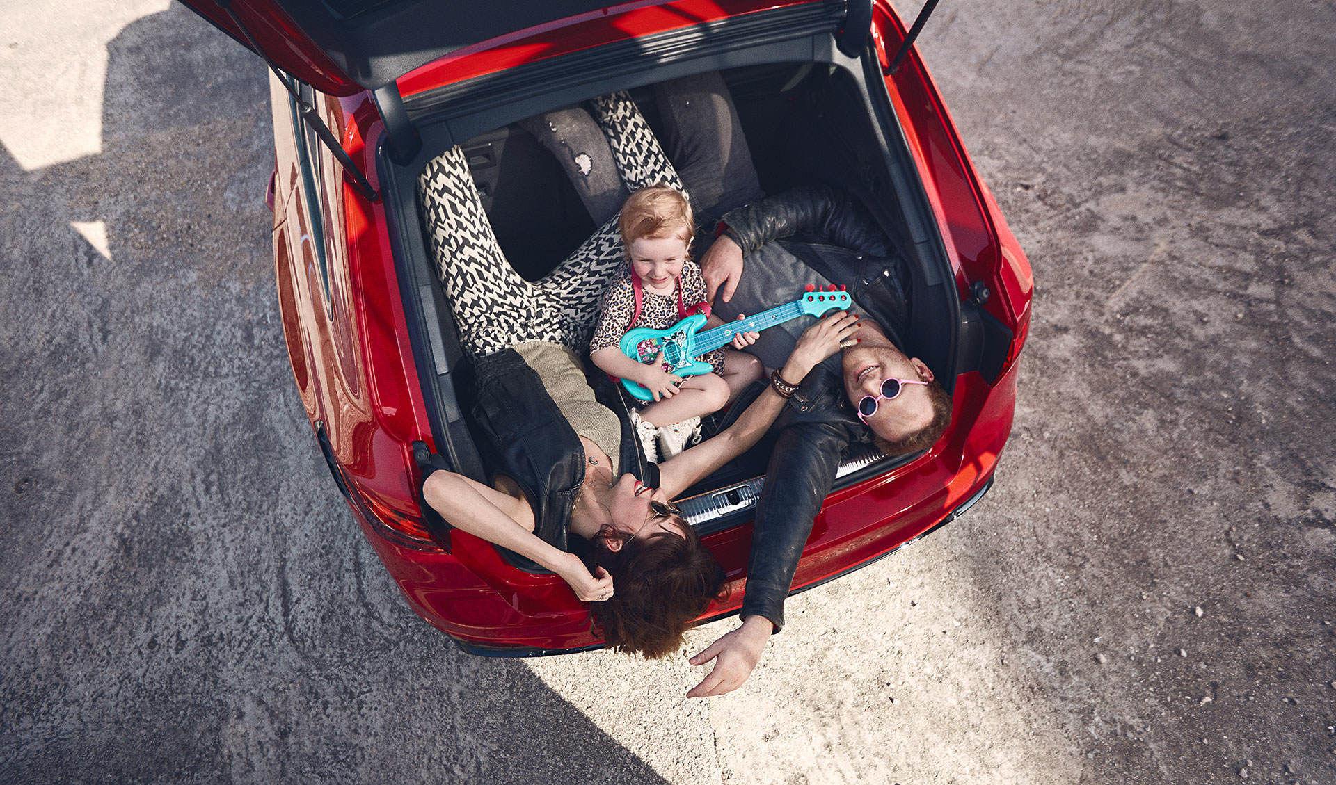 Anke Luckmann: AUDI RS4 Avant