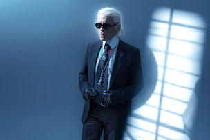 Lagerfeld trifft Müller