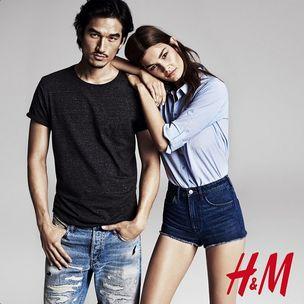 BLINK PRODUCTION : Henrik BUELOW for H&M