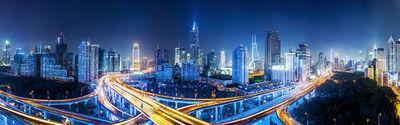 Gigapixel Shanghai
