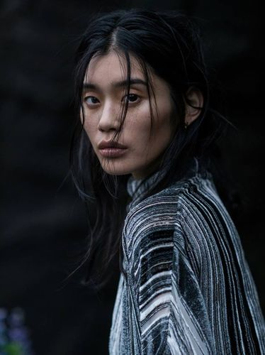 MUNICH MODELS : Ming Xi for VOGUE CHINA