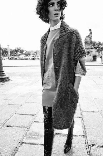 BIRGIT STöVER: Tina LUTHER for GRAZIA MAGAZINE