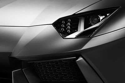 MANUEL FERRIGATO for Lamborghini