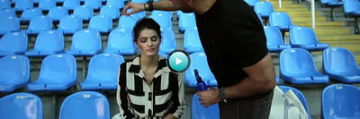 21 SUN PRODUCTIONS for MORENA ROSA (Making of)