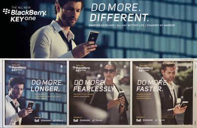 PATRICK CURTET for BlackBerry