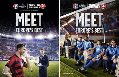 Turkish Airlines - UEFO EURO 2016