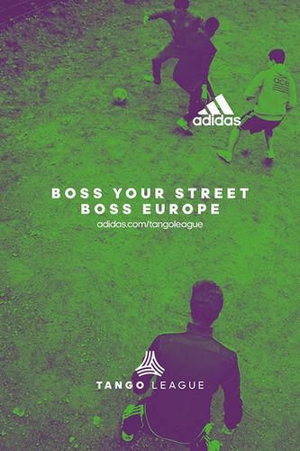 COSMOPOLA | Björn Ewers for Adidas