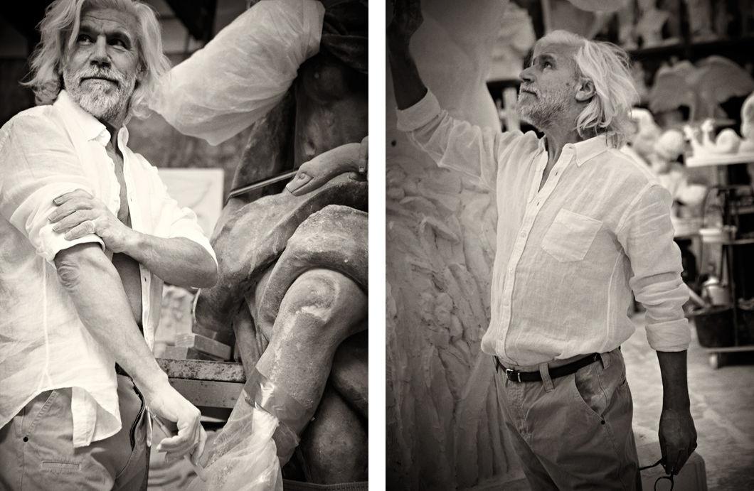 LIGANORD : Hendrik SCHAULIN for  TEASER MAGAZINE