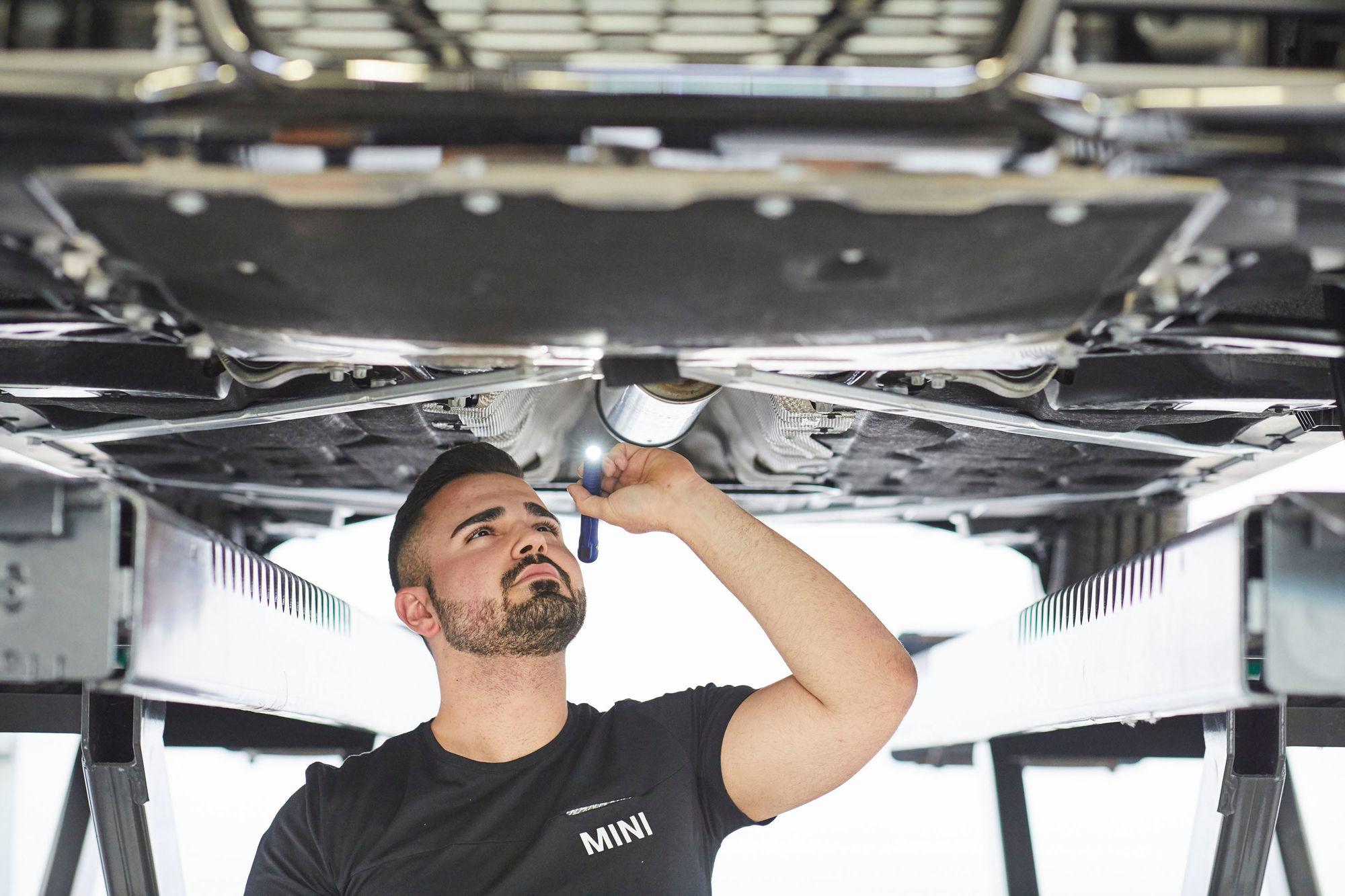 SCANDERBEG SAUER : BMW Group Switzerland (MINI)