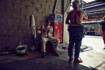kayser productions:  richard mille, porsche klassik magazin