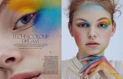 BIGOUDI Tanja Kern für Elle Thailand