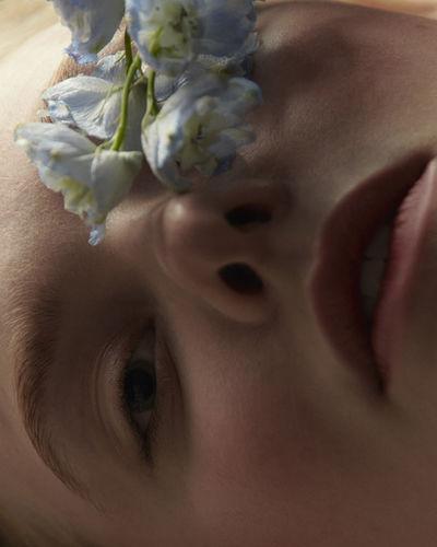 ANDREAS ORTNER : Elle Fanning for ICON Magazine