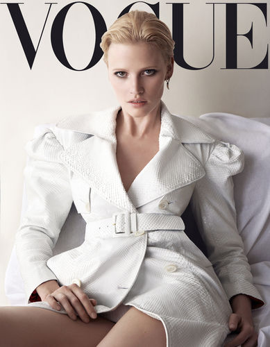Camilla Akrans for Vogue Germany