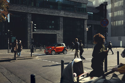 SMART ORANGE by MARC AND DAVID