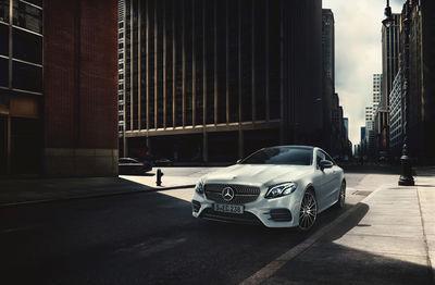 RECOM : Mercedes-Benz E-Coupé