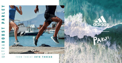 EMEIS DEUBEL: Richard Johnson for Adidas Parley
