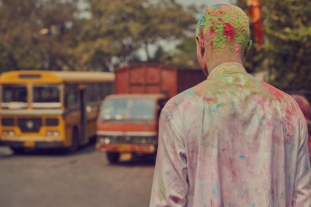 MAKING PICTURES : Neil Bedford's recent shoot with Pharrell Williams in India for Adidas Originals