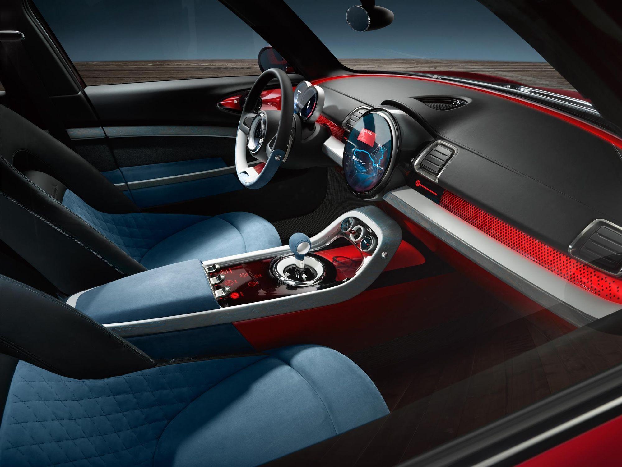VICTOR JON GOICO FOR BMW - MINI CLUBMAN CONCEPT
