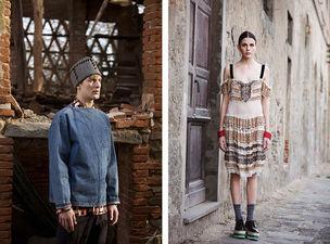 BIGOUDI : Daniel SARTORE & Vanja LATINOVIC for ICON