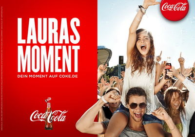 CAPE TOWN PRODUCTIONS for COCA COLA